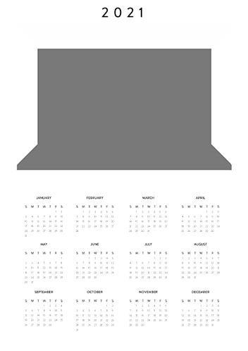 Crea Online un Calendario Personalizzato Gratis