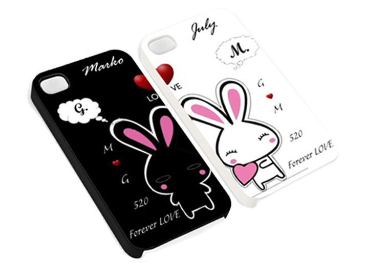 Cover iPhone gemelle