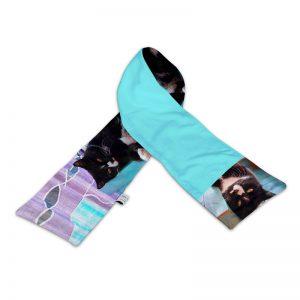 sciarpa pile personalizzata
