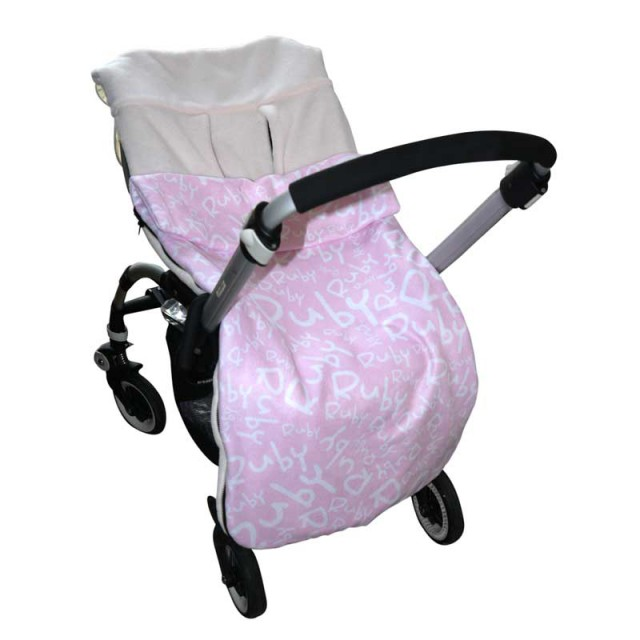 buggy-bag-of-love-pink-text-pram