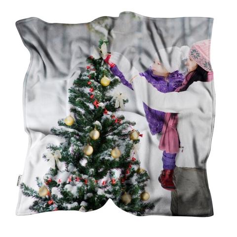 coperta pile plaid personalizzata-regalidi natale