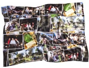 Alla la festa del pap regala una coperta personalizzata o - Mantas personalizadas con fotos ...