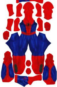 costume-spiderman-classico-rosso-grafica-pattern-template