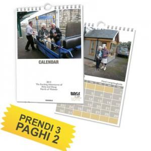 calendari personalizzati regali per anziani