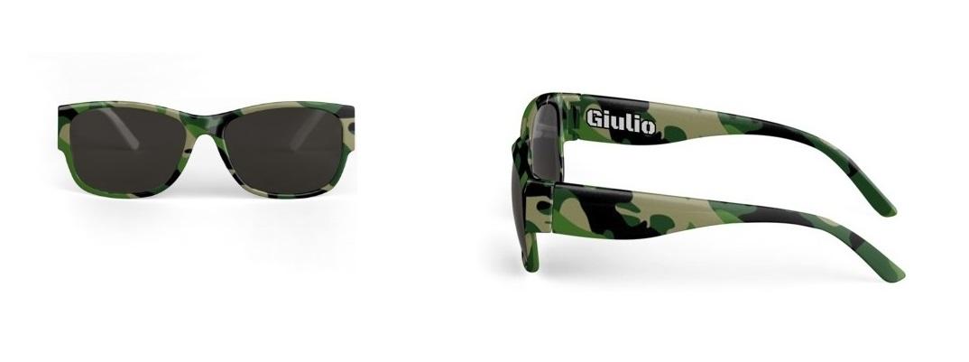 occhiali da sole personalizzati