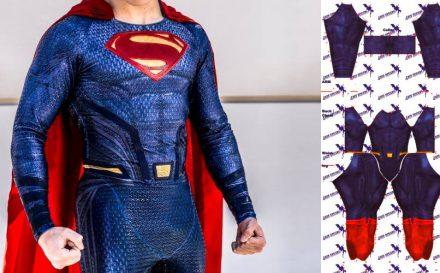 guida crea vestito cosplay superman banner