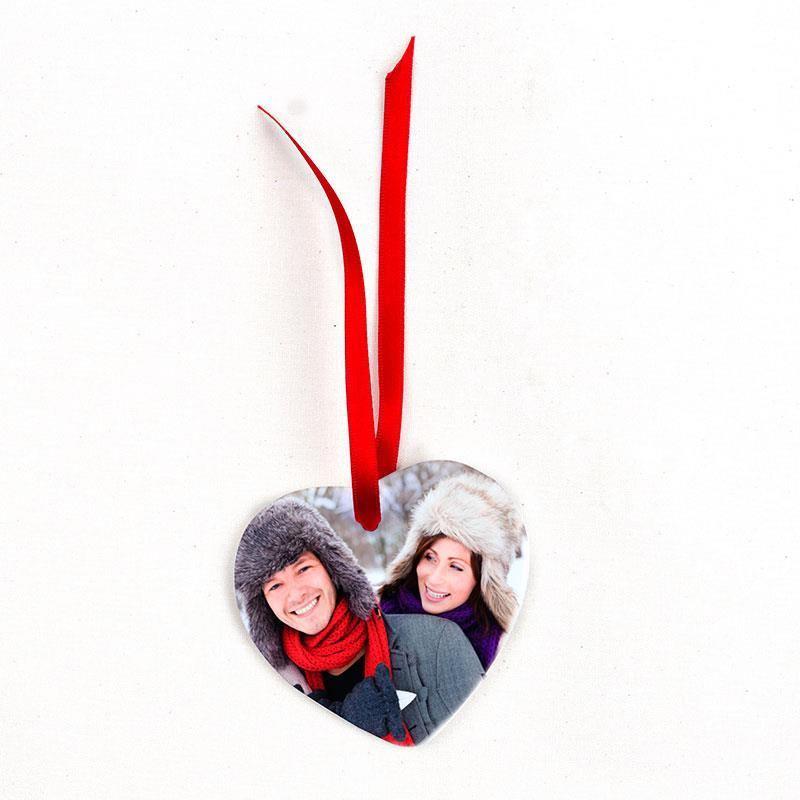 Addobbi natalizi in ceramica personalizzati con le tue for Decorazioni natalizie personalizzate