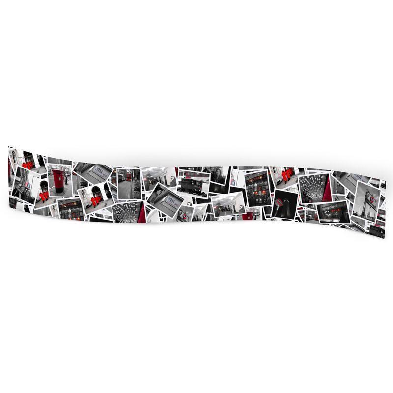Greche per pareti personalizzate foto regali originali for Greche per muri