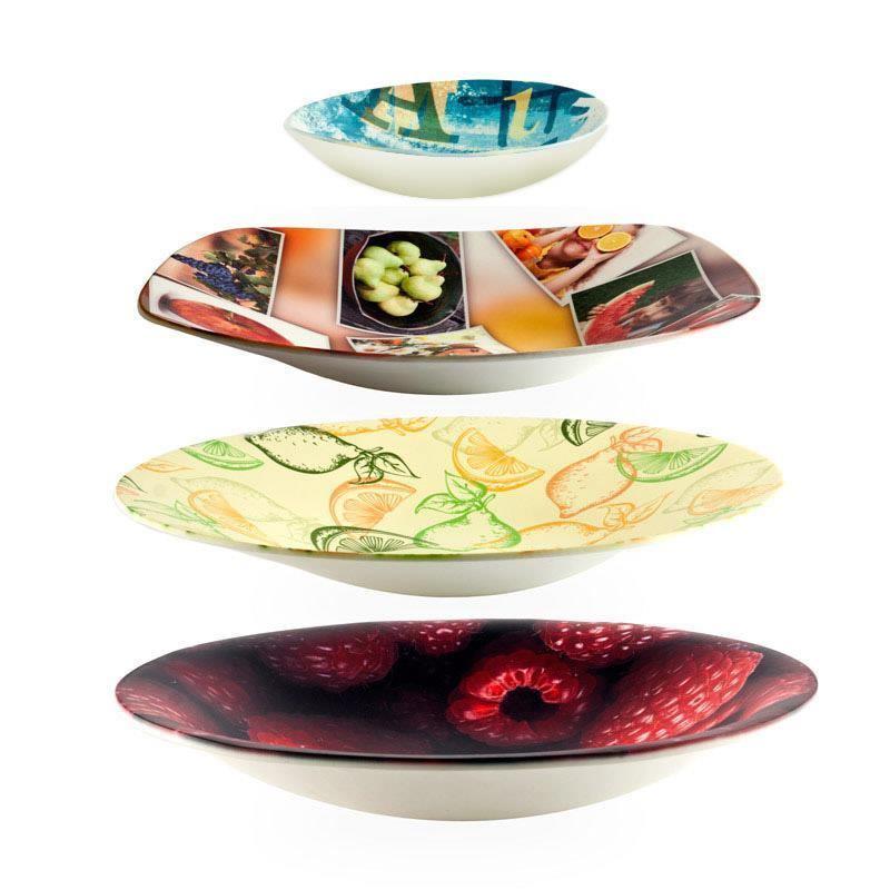 Piatti personalizzati da frutta foto regali originali - Piatti decorativi ...