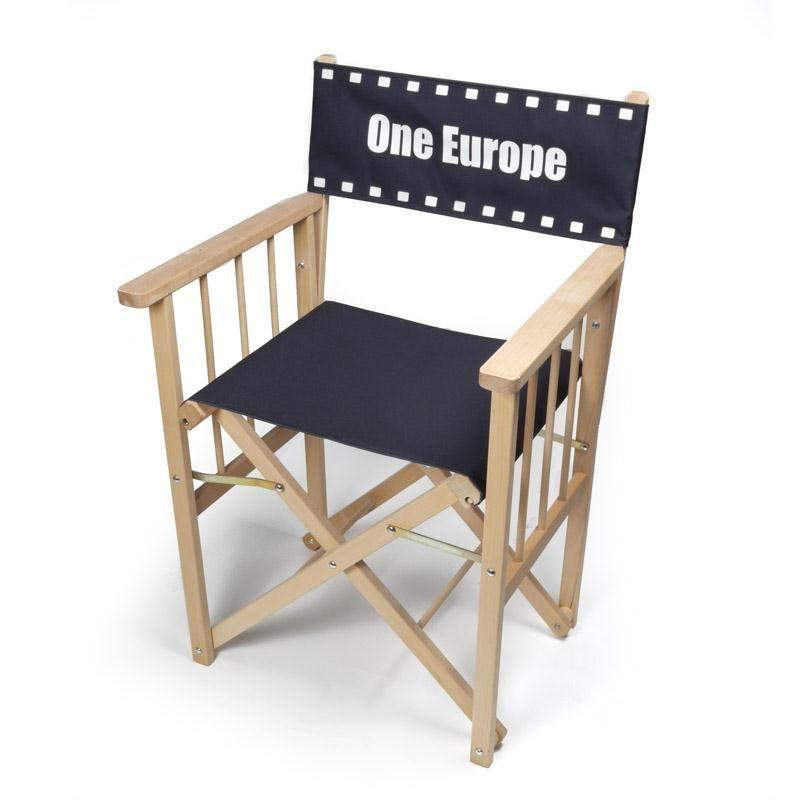 Crea la tua sedia da regista personalizzata su for Sedia da regista