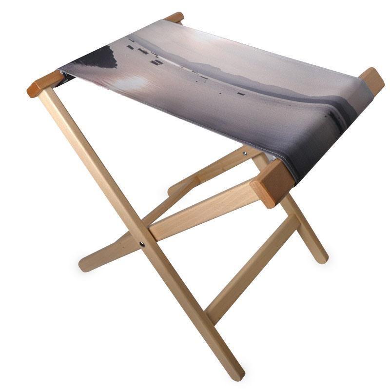 Sgabello legno personalizzato foto regali originali for Sgabello pieghevole